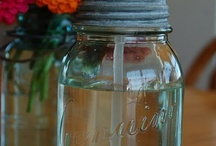 AROUND THE HOUSE / Making life a lil easier & prettier / by Samantha Perry-Gourd