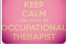 OT Humor / by Occupational Therapy Interventions