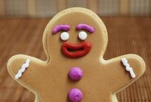 Galletas · Cookies / Galletas caseras, decoradas o sin decorar · Home made cookies, decorated or not