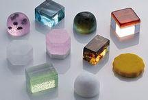 gems + shapes / true loves