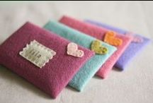 Crafts: Felt / Because I can't resist all these cute ideas!