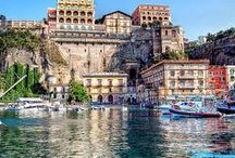 Stunning Sorrento  / by Grand Hotel Excelsior Vittoria