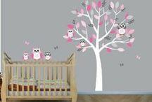 Nursery Mural Ideas