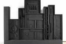 Louise Nevelson / by Peggy Moye