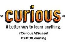 #CuriousAtSunset / #CuriousAtSunset #GiftOfLearning  Share the love of learning with family and friends! curious.com/gift / by Curious