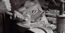 """MORELATO - Inside the Company / La storia dell'Azienda inizia quando Aldo Morelato fonda la """"Casa Rossa"""", bottega artigiana che si specializza presto nell'arte del mobile. Oggi, i mobili Morelato esprimono l'esperienza e la passione che, nel corso delle generazioni, hanno portato questa produzione ad una sintesi delle tecniche tradizionali, eseguite da maestranze artigiane.  Dal laboratorio artigianale, si è arrivati ad una realtà riconosciuta a livello internazionale capace di esprimersi in uno stile essenziale e unico."""