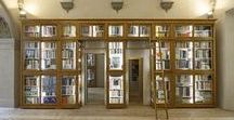 BIEDERMEIER by Morelato / Biedermeier bookcase collection by centro ricerche MAAM