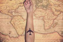 Viaggi.. ✈️ / ...La meta non è un posto ma è quello che proviamo E non sappiamo dove né quando ci arriviamo....