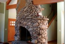 Fireplaces, Mantels & Hearths