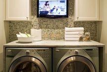 Laundry Room & Mudroom