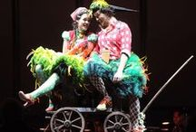 Moodboard mariage Papageno-Papagena :)