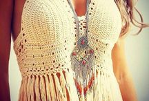 11. Ideeën strandkleding haken| Crochet beach clothing
