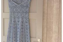 6. Ideeën haken jurk| Crochet ideas dress