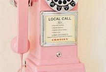 Teléfonos vintage / Teléfonos de coleccionista