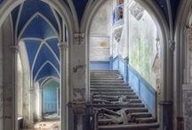 Arquitectura abandonada / Arquitectura abandonada