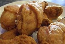 KFC - Kentucky Fried Chicken Recipes / Make all of your family's KFC - Kentucky Fried Chicken favorites at home. With our Secret Copycat Restaurant Recipes yours will taste just like KFC's.