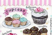 My Best Friend Calls Me Cupcake / Sugar, spice, and everything nice; a little class, a lot of sass, an old soul wrapped in a bow. Nothin's sweeter than a pretty pink cupcake! ღ¸.•*¨`*•.•❥