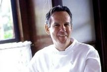 Thomas Keller Recipes / Thomas Keller is one of best chefs in the world. He is the owner of The French Laundry in Yountville, CA and Per Se in NYC both of which have the highest ratings in the Michelin Guide. He is the only American chef to have been awarded simultaneous three star Michelin ratings for two different restaurants. He was named the Best Chef in America in 1997. He also owns Bouchon and Bouchon Bakeries around the US which serve traditional bistro fare.