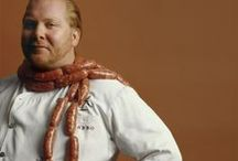 Mario Batali Recipes / Mario Batali is an American chef, writer, restaurateur, Iron Chef and star of The Chew. In addition to his classical culinary training, he is an expert on the history and culture of Italian cuisine, including regional and local variations.  Batali co-owns restaurants in New York City, Las Vegas, Los Angeles, Singapore and Hong Kong. He was inducted into the Culinary Hall of Fame in 2012.