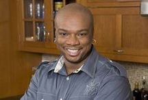 "Aaron McCargo Jr. Recipes / Aaron McCargo, Jr. is the Star of Food Network's Big Daddy's House.  He was the winner of the fourth season of the Food Network's reality television show, The Next Food Network Star.  He has a preference for meats and bold, spicy flavors and avoids overly complex recipes. He calls the food he cooks ""soul food,"" but with multiple cultural influences.  McCargo makes frequent guest appearances of Spike TV's Bar Rescue."