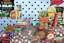 Hell Bell Art / Cuadros e ideas  #painter #artist #paints #digitalart / by Surfmarket.org Shop online