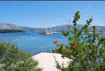 Sea, beach... Croatia, Montenegro, Greece, Turkey / Big photos 300 dpi ... beach, meer, mer, morze, plage, plaża, sea, strand