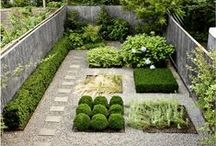 Garden Spaces / Big or small, make your garden stand out with these tips and design ideas.