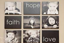 Frames on d wall