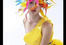 RECYCLED DRESS - Recicle Fashion - Ativistas da Moda / A inspiração vinda do descarte.