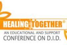 Conferences for PTSD/Dissociation