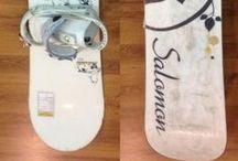LOVELY SNOW / Todo para practicar snowboard, tablas, protecciones, botas y fijaciones. / by Surfmarket.org Shop online
