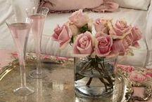 Pretty in pink / Vaaleanpunaista ja romanttista <3