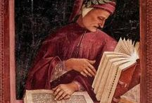 "Dante: La Divina Commedia / The Italian poet Dante Alighieri (1265-1321) is best known for his masterpiece ""The Divine Comedy"", or in Latin ""La Divina Commedia"". His incredible political/theological/religious commentary was possibly begun prior to 1308 and completed just before his death in 1321, but the exact dates are uncertain. Guided by the poet Virgil (and later Beatrice), Dante makes an unforgettable journey, moving through Hell (Inferno), Purgatory (Purgatorio), and finally Heaven (Paradiso)."