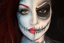MAKE-UP - Halloween