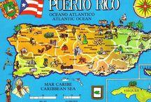 PUERTO RICO, ISLA DEL ENCANTO / by Jose Ramon Cruz Reyes