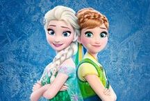 Frozen / Elsa & Anna
