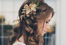 Fryzury ślubne / Pomysły na ślubne uczesania