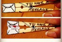 Valentinstag / Ideen für selbstgemachte Geschenke zum Valentinstag! Außerdem Snackideen & Dekoideen! <3 #valentinstag #valentine #minion