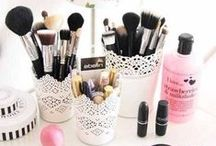 Organizacja kosmetyków / Jak trzymać porządek w kosmetykach?
