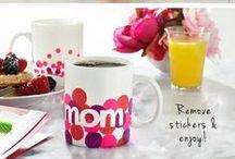 Muttertag / Einfache Geschenkideen für D.I.Y. Muttertags-Geschenke (teilweise auch für kleine Kinder geeignet). #muttertag #mothersday