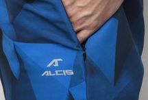Alcis Running shorts / Alcis has the widest range of shorts in different styles, patterns and colours