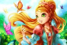 Ever After High Lovers *^* / This board is for ever after high fans! ^^ follow me and i'll follow u back