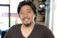 Edward Lee Recipes / One part Southern soul, one part Asian spice, and one part New York attitude, Chef Edward Lee is a Korean-American who grew up in Brooklyn, trained in NYC kitchens, and has spent the better part of a decade honing his vision at 610 Magnolia restaurant in Louisville, KY. He stars on the 3rd season of PBS's Mind of a Chef.