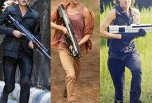 Divergent Series / You are divergent