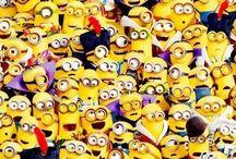 Minions!! / Everyone loves minions!!!!!!!!!