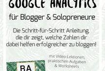 Blogger Insider - Tipps / Die besten Tipps für deinen Blog! #blog #blogger
