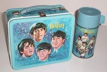 Vintage School Lunchboxes / When you're a kid, the right lunchbox can give you all kinds of legit school cred. From your favourite cartoon characters to the lead actor of the most popular show, the manufacturers have always gone all out when it comes to the artwork. Lunchboxes are SO much more than just food containers. Vintage, retro and retro-looking. Maybe a few modern pieces too. If it's an old one, fingers crossed it still has its thermos!