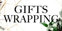 Unique Gift Wrapping Ideas / Unique Gift Wrapping Ideas for Any Occasion