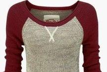 Clothing / My style + clothes I love / by Miz B