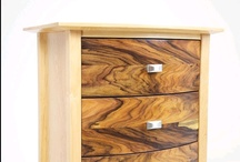 Convenient Lingerie Chests / From Pompanoosuc Mills, American Hardwood Furniture. Hand crafted in Vermont. / by Pompanoosuc Mills